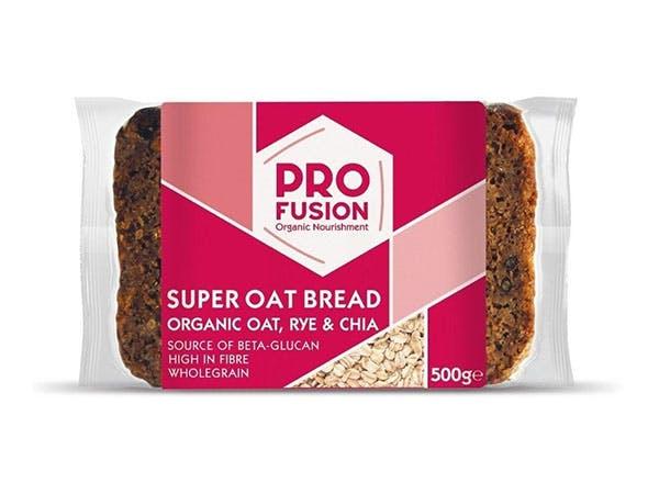 Profusion  Organic Rye & Chia Super Oat Bread