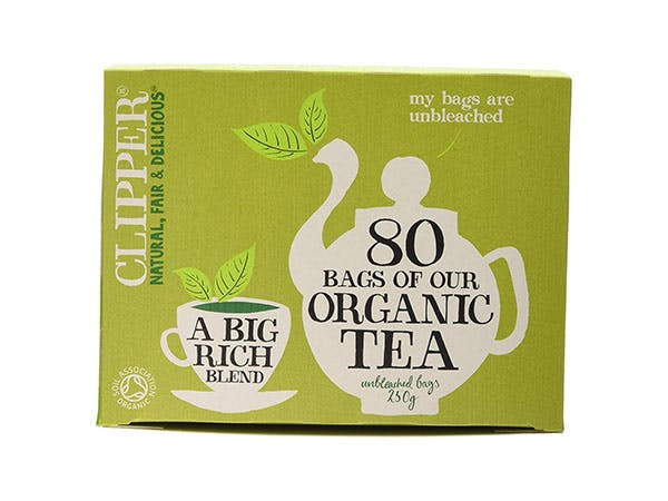 Clipper  Organic Tea Blend