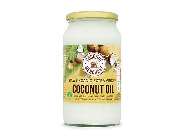 Coconut Merchant  Raw Organic Extra Virgin Coconut Oil