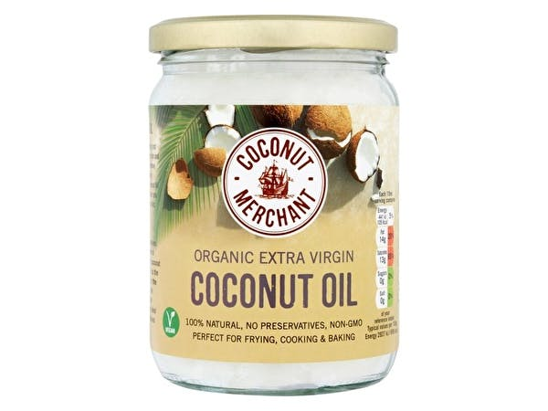 Raw Organic Extra Virgin Coconut Oil