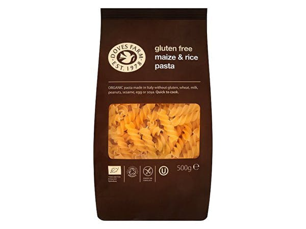 Freee Gluten Free Maize & Rice Fusilli Pasta