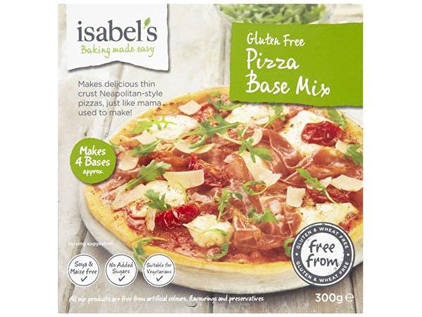 Isabels  Pizza Base Mix