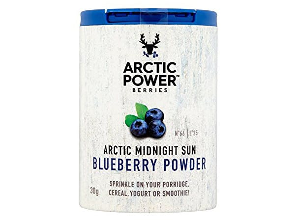 Arctic Power  100% Pure Blueberry Powder