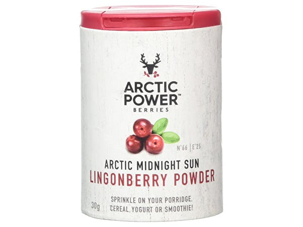 Arctic Power  100% Pure Lingonberry Powder
