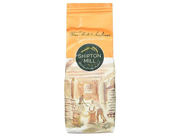 Shipton Mill  Three Malts Sunflower Brown Flour