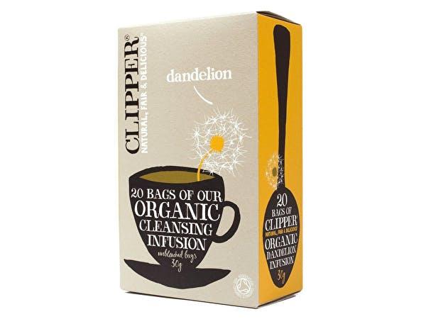 Clipper  Dandelion Tea