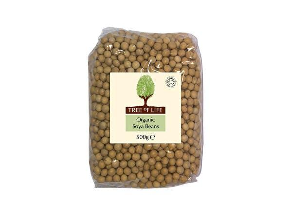 Tree Of Life  Organic Soya Beans