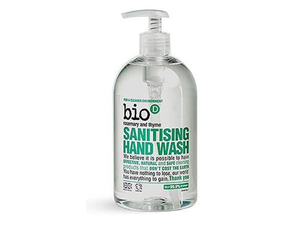 Bio-D  Sanitising Hand Wash - Rosemary & Thyme