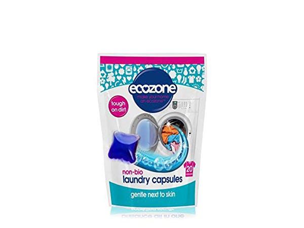 Ecozone  Non Bio Laundry Liquid Capsules