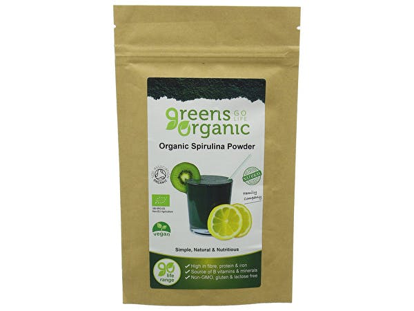 Greens  Organic Spirulina Powder