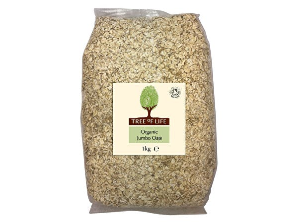 Tree Of Life  Organic Oats - Jumbo
