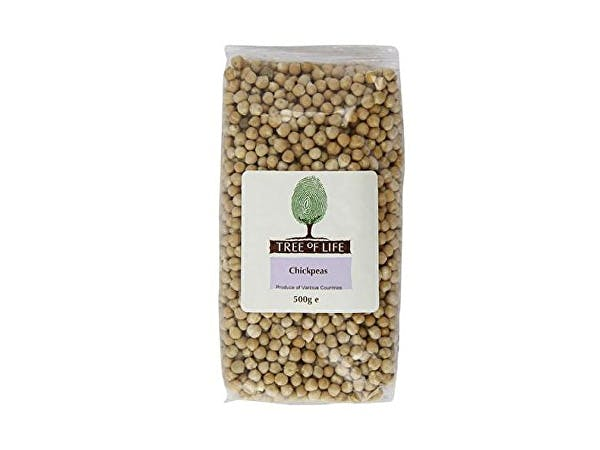 Tree Of Life  Organic Chick Peas