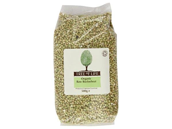Tree Of Life  Organic Buckwheat - Unroasted