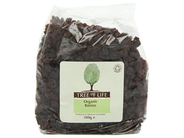 Tree Of Life  Organic Raisins