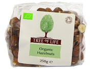 Tree Of Life  Organic Hazelnuts