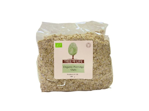Tree Of Life  Organic Oats - Porridge
