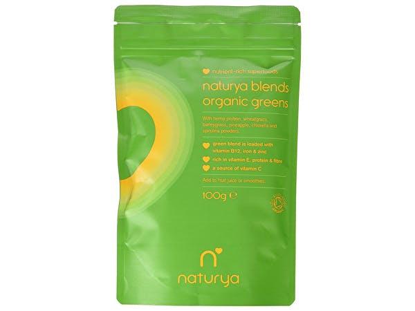 Naturya  Organic Green Blend