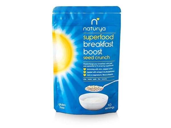 Naturya  Breakfast Boost Superseed Crunch