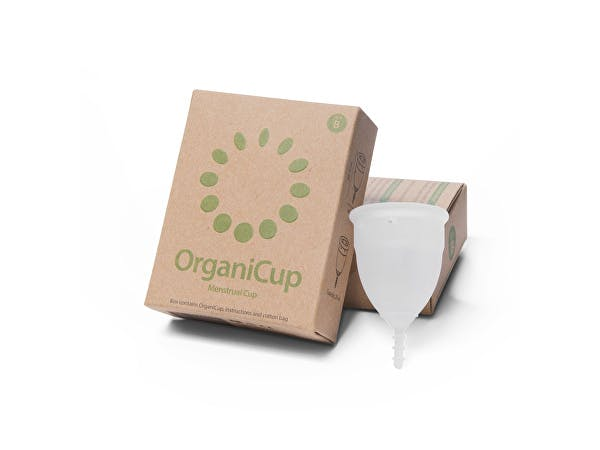 Organicup  Menstrual Cup Size B: After Birth.