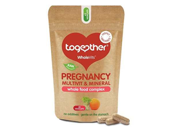 Together  Pregnancy Supplement Capsules