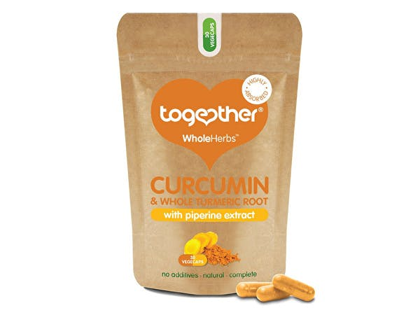 Together  WholeHerb Turmeric Capsules