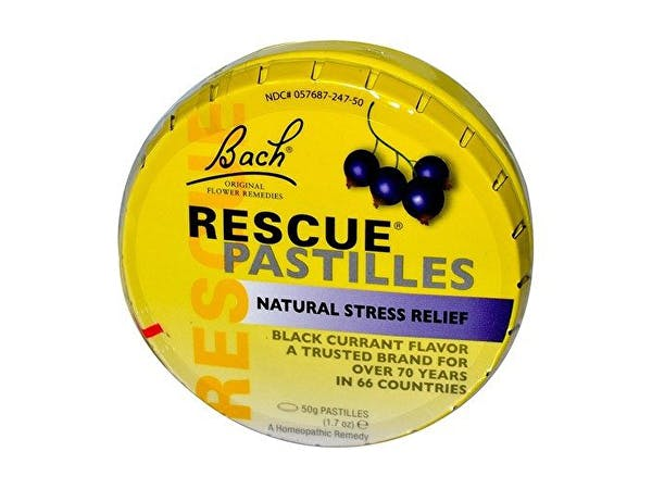 Bach  Rescue Pastilles - Blackcurrant