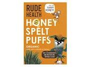 Rude/H  Organic Honey Spelt Puffs