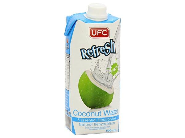 UFC Refresh  Coconut Water