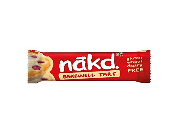 Nakd  Bakewell Tart Bar - Multipack