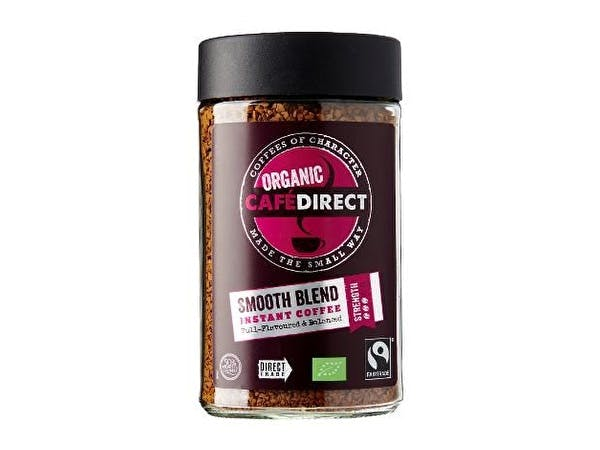 Organic Smooth Blend Instant Coffee