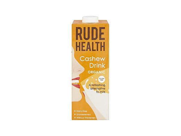 Rude Health  Organic Dairy Free Cashew Drink