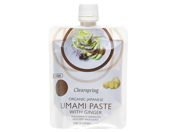 Clearspring  Umami Paste With Ginger