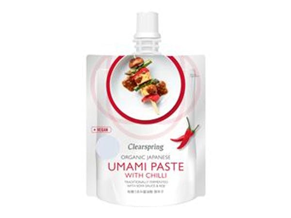 Clearspring  Umami Paste With Chilli