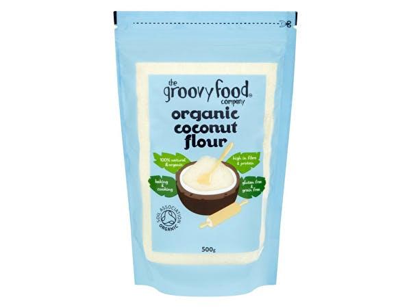 Groovy/F  Organic Coconut Flour
