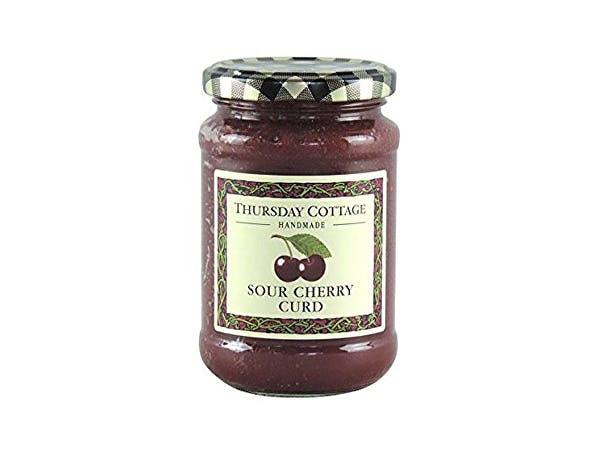 Thursday Cottage  Sour Cherry Curd