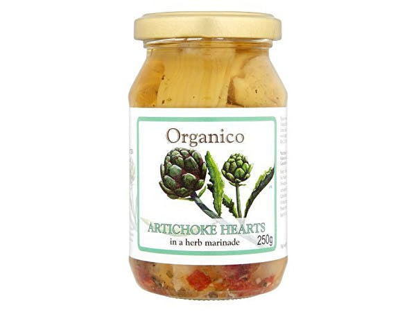 Organico  Organic Artichoke Heart