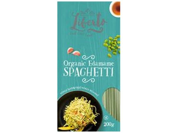 Liberto  Organic Edamame Spaghetti
