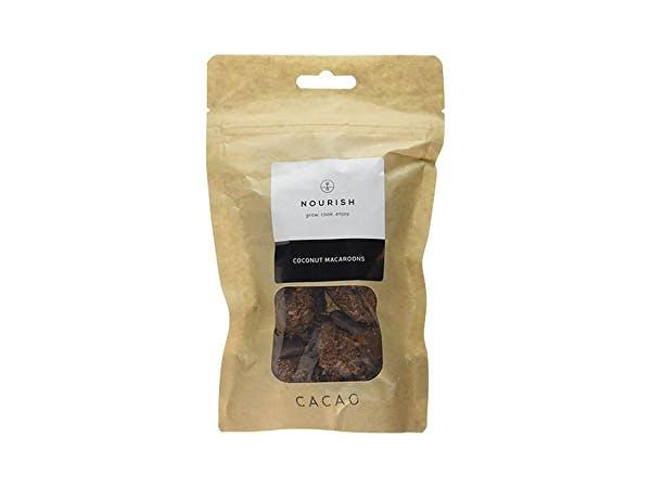 Nourish  Cacao Macaroons