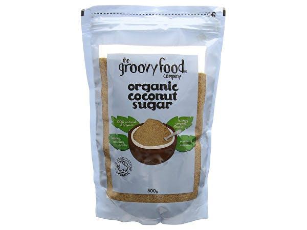 Groovy/F  Organic Coconut Sugar
