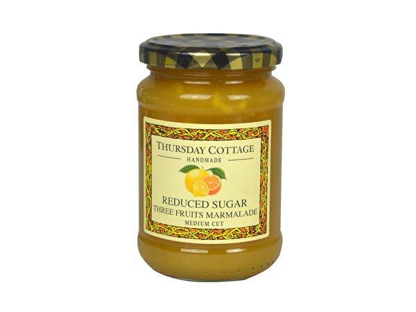 Thursday Cottage  Reduced Sugar Three Fruits Marmalade
