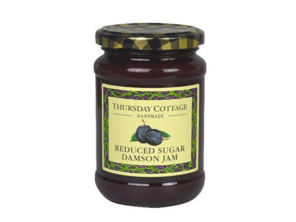 Thursday Cottage  Reduced Sugar Damson Jam