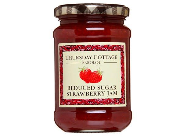 Thursday/C  Reduced Sugar Strawberry Jam
