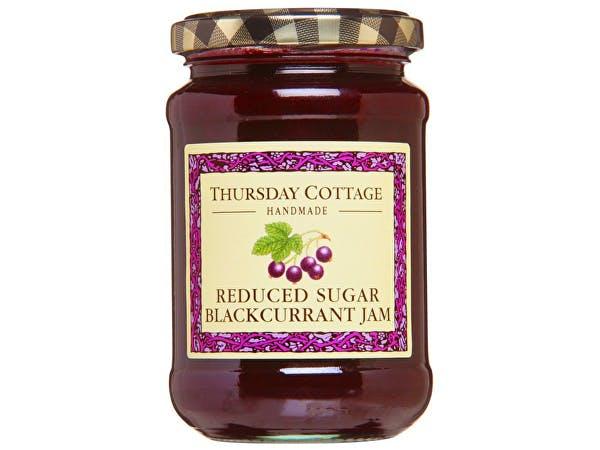 Thursday/C  Reduced Sugar Blackcurrant Jam