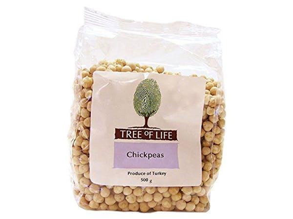 Tree Of Life  Chick Peas