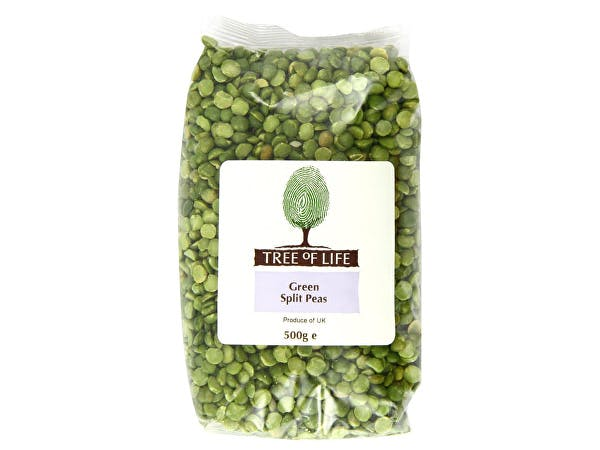 Tree Of Life  Green Split Peas