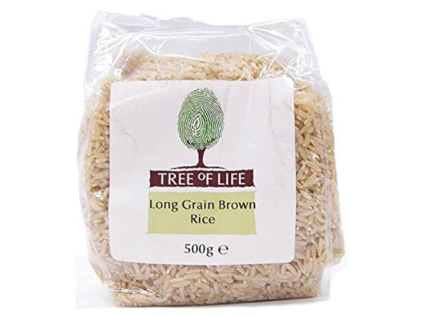 Tree Of Life  Brown Long Grain Rice