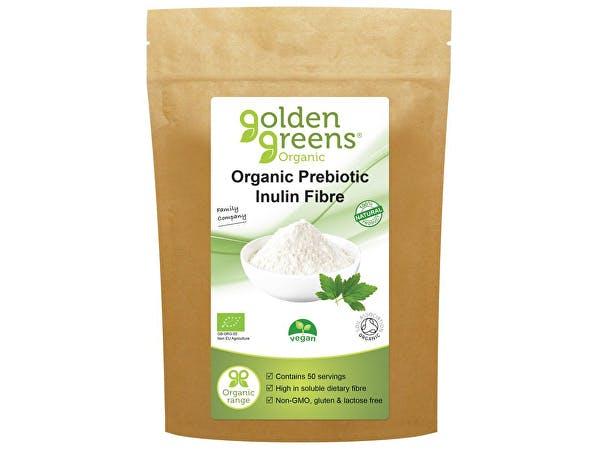 Greens  Organic Inulin Powder