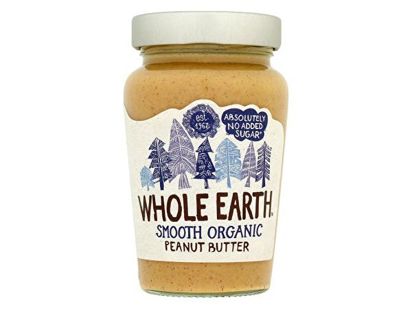 Whole Earth  Peanut Butter - Organic Smooth