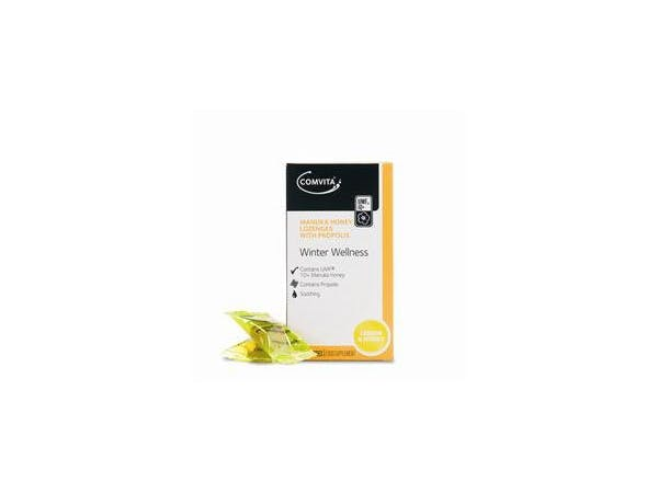 Comvita  Propolis Lozenges - Lemon & Honey