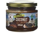 Coconut Merchant  Organic Coconut & Cacao Spread